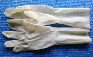 医療用の手袋